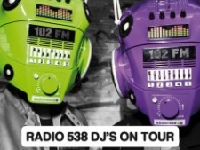 Radio 538 on Tour boeken
